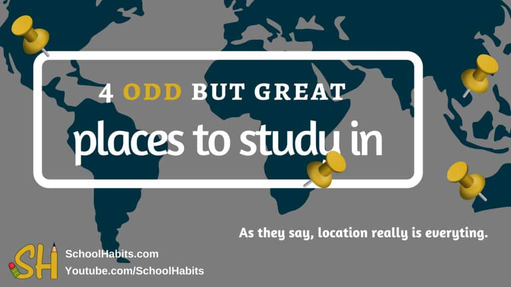 4 odd but great places to study in (3)