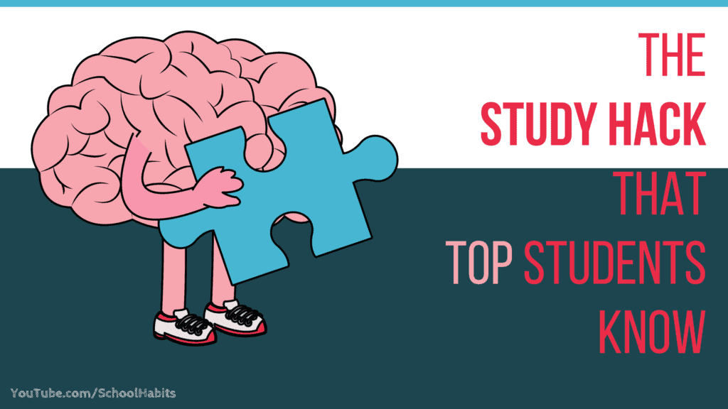 study hacks for top students