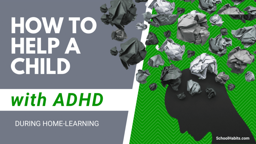 how to help a child with ADHD school